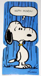 Peanuts & Snoopy Tent Cards