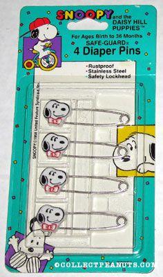 Peanuts Amp Snoopy Baby Supplies Collectpeanuts Com