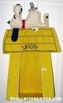 Snoopy Doghouse Diaper Organizer