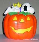 Peanuts & Snoopy Whitman's Banks