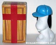 Snoopy wearing blue baseball cap Surprise Package