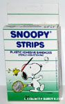 Peanuts & Snoopy Bandages & First Aid