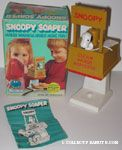 Snoopy Soaper Soap Dispenser