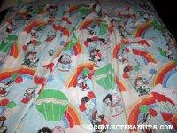 Peanuts Gang with Rainbows & Balloons Curtains