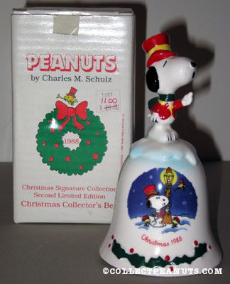 Beaglescout Snoopy Knotts Camp Snoopy Pewter Bell