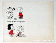 The Peanuts Philosophers Envelope