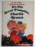 It's the Great Pumpkin, Charlie Brown Books