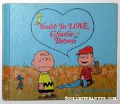 You're in Love, Charlie Brown Books