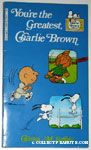 You're the Greatest, Charlie Brown Books