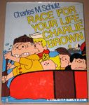 Race for Your Life, Charlie Brown Books