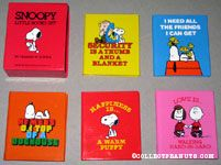 Snoopy Little Books Set