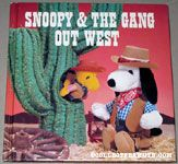 Snoopy & the Gang Out West Cookbook