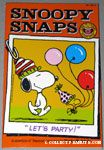 Peanuts and Snoopy Budget Books
