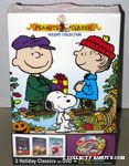Peanuts Holiday Collection 3 DVD Set
