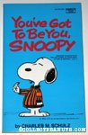 You've Got To Be You, Snoopy