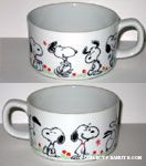 Peanuts & Snoopy Bowls