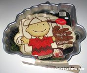 Charlie Brown Cake Pan