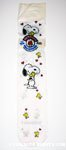 Snoopy hugging Woodstock Knee-hi socks