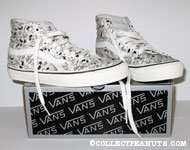 Vans Shoes Christmas Peanuts Collection Mens