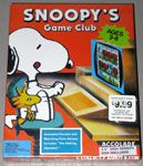 Snoopy's Game Club