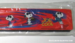 Joe Cool wrist rest