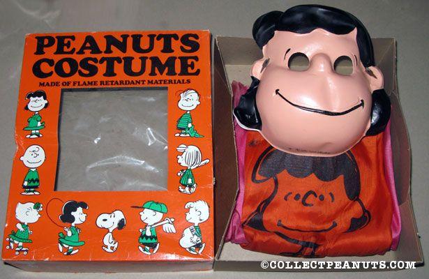 Peanuts Costumes Amp Masks Collectpeanuts Com
