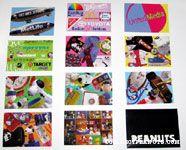 Peanuts Merchandise & Promotions Postcards