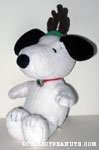 Snoopy Reindeer Plush