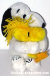 Snoopy hugging Woodstock Plush