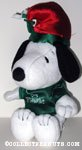 Snoopy 'Joe Mistletoe' Plush
