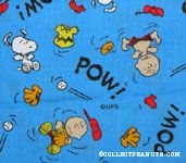 Charlie Brown and Snoopy Baseball