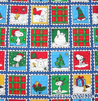 Peanuts Fabric Collectpeanuts Com