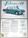 1961 Ford Falcon Brochure