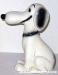 Snoopy 'Everybody Loves Falcon Savings' Bank