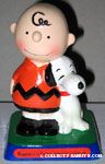 Charlie Brown and Snoopy Figurescene
