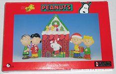Chimney Peanuts Screen