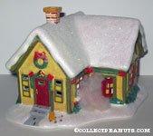 'Pigpen's House' Figurine