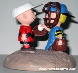 Charlie Brown and Schroeder