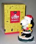 Peanuts & Snoopy Hallmark Peanuts Gallery Holiday Figurines