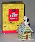 Peanuts & Snoopy Hallmark Peanuts Gallery Treasure Boxes
