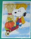 Harvest Snoopy