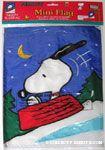 Snoopy Sledding