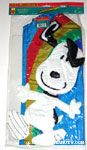 Rainbow Snoopy Windsock