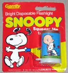 Snoopy hugging Charlie Brown Flashlight