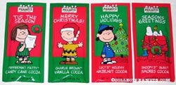 Peanuts Cocoa Packets