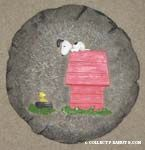 Snoopy on Doghouse