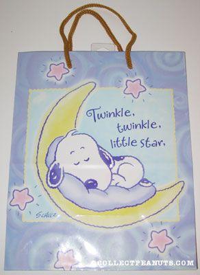 Peanuts Gift Bags | CollectPeanuts.com