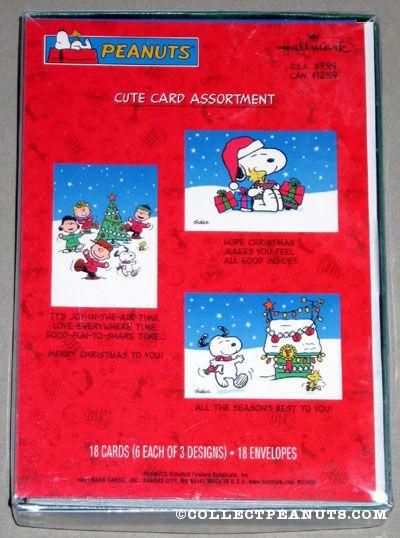 peanuts 3 cards designs hallmark christmas cards peanuts 3 cards designs hallmark christmas cards