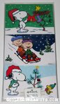 Peanuts Gang assorted accented Christmas Cards