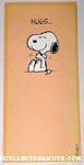 Snoopy Hugs Greeting Card
